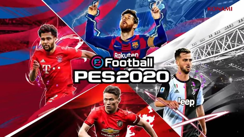 PES 2020 mobile