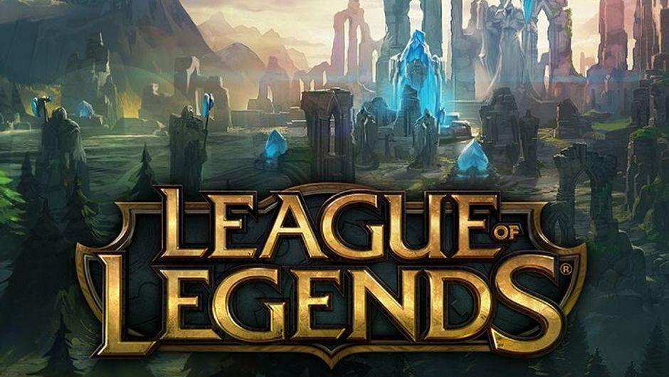 Summoner's Rift wallpaper, League of Legends