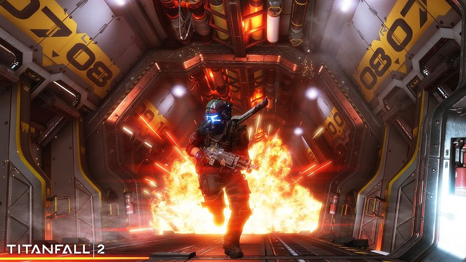 Titanfall 2 features a single-player campaign for the first time in the franchise