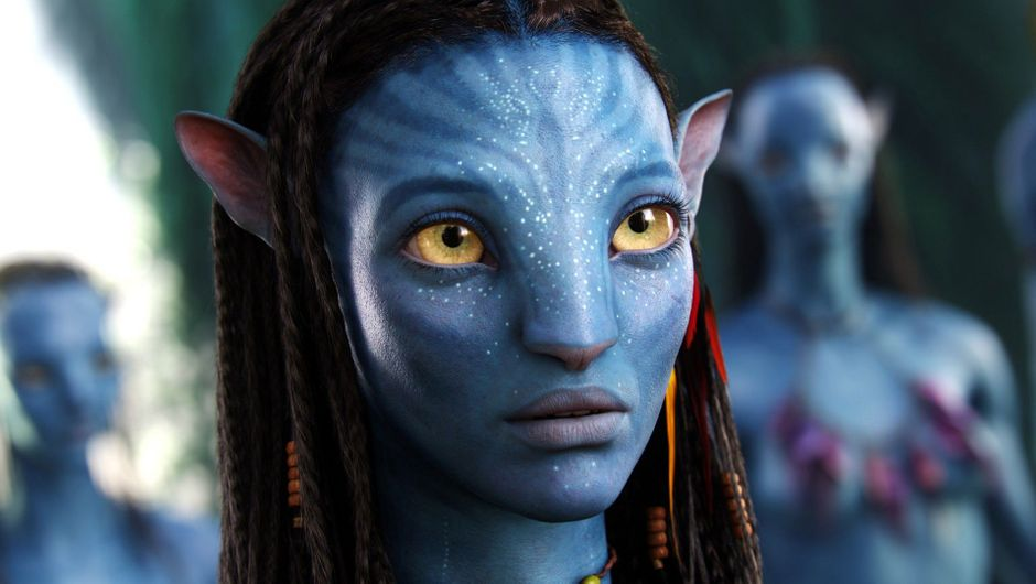 Avatar protagonist from the James Cameron movie