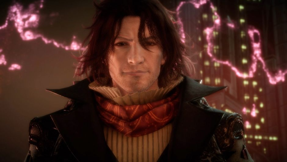 picture showing Ardyn from FF