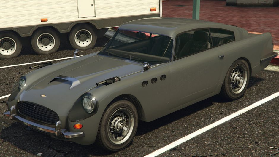GTA Online - Dewbauchee JB 700W - front