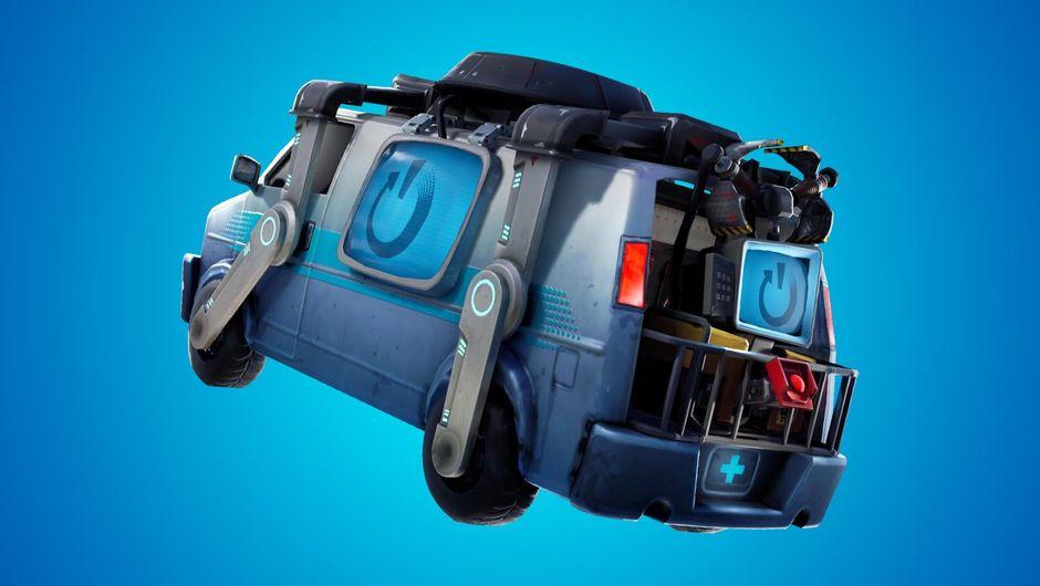 Fortnite's latest addition - Reboot Van