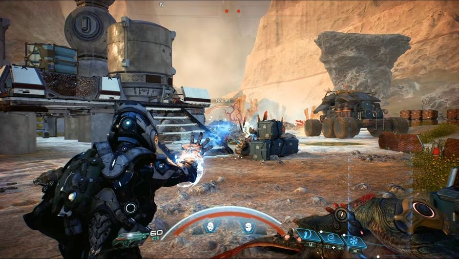 Mass Effect Andromeda Review 2020.Mass Effect Andromeda Official Gameplay Video