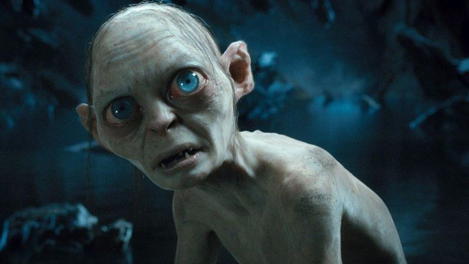 picture showing gollum