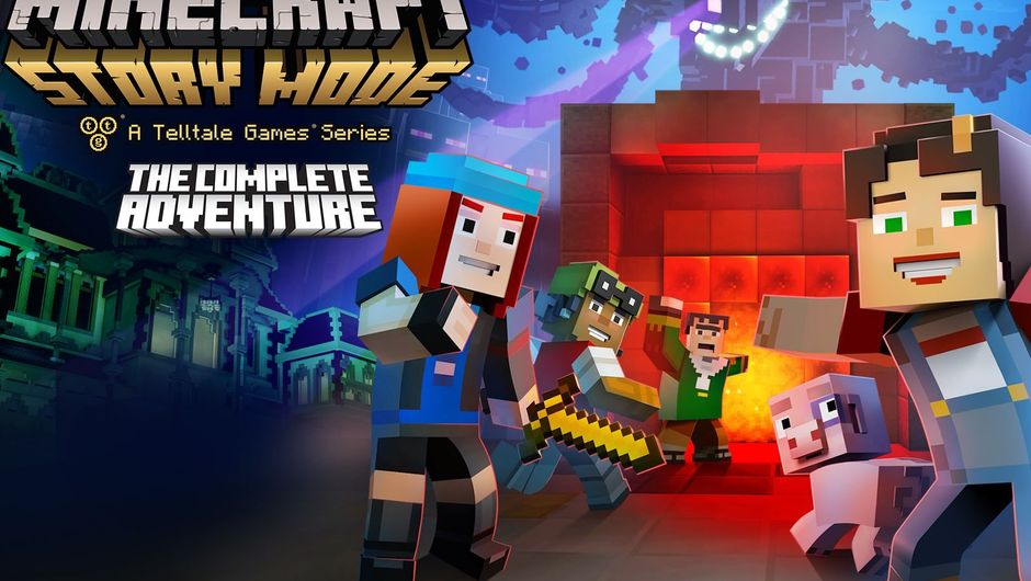 Minecraft Story Mode The Complete Adventure Out Now For Nintendo Switch