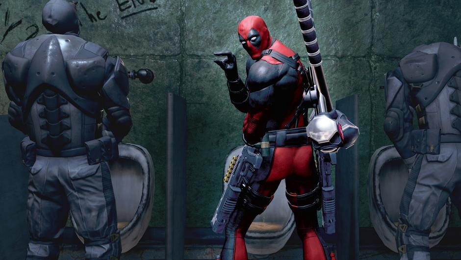 Deadpool Room Fortnite Fortnite Deadpool S Plunger Location