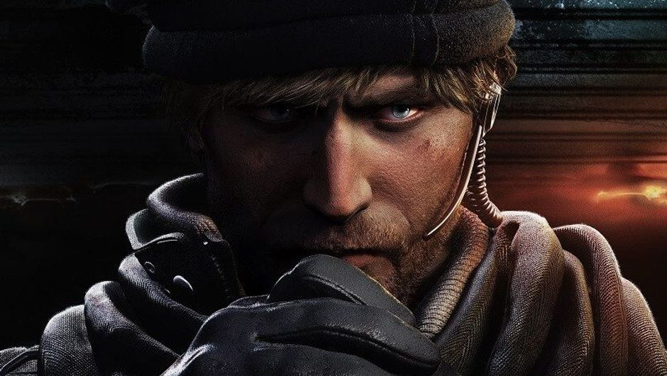 Picture of Maverick from his reveal on Rainbow Six Siege website