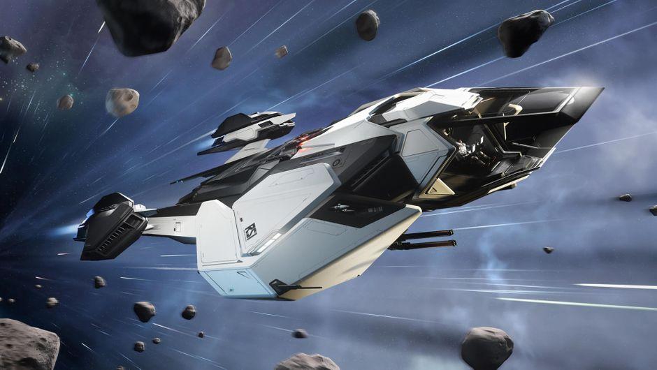 Star Citizen's new ship RSI Mantis