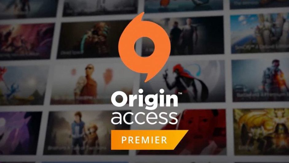 Promotional picture for Origin Access Premier, a new service by EA