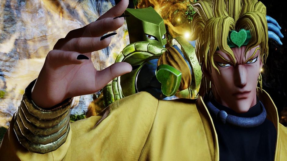 Dio Brando in Jump Force.
