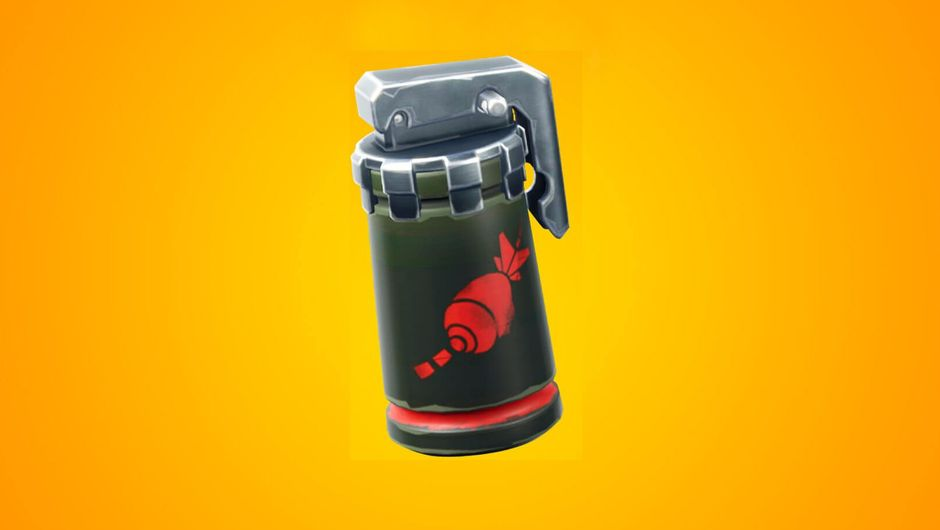 artwork showing air strike item in fortnite