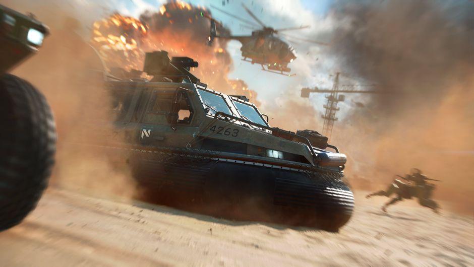 Battlefield 2042 will run 4K 60 FPS on Xbox Series X