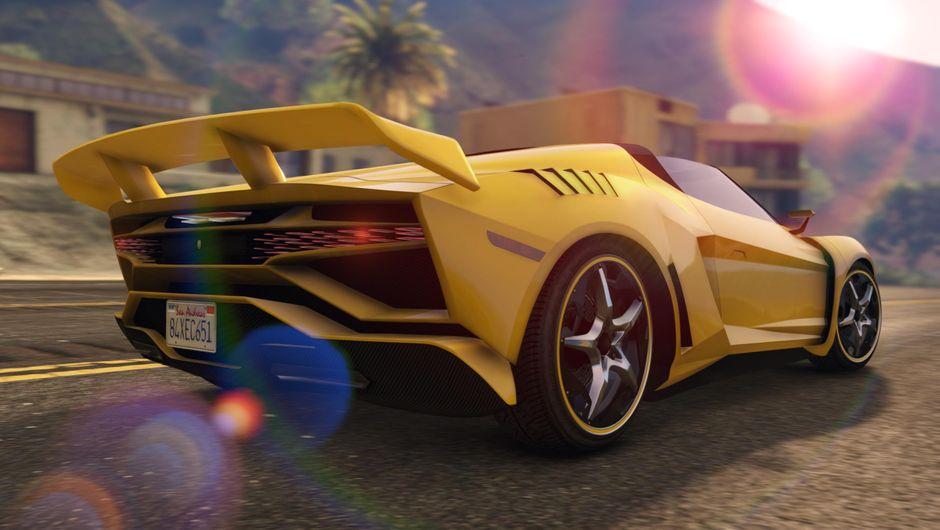 GTA Online - Pegassi Zorrusso