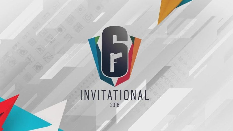 Promotional poster for Six Invitational 2018.