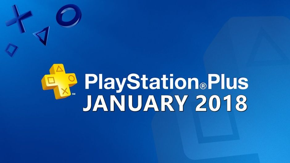 PlayStation Plus lineup - January 2018